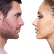 تفاوت جراحی بينى مردانه با بينى زنانه
