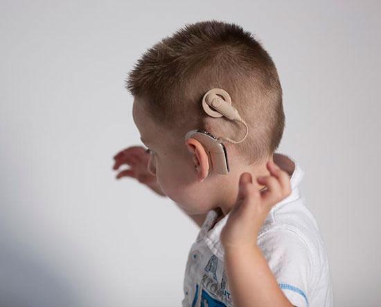 اختلال شنوایی کودکان